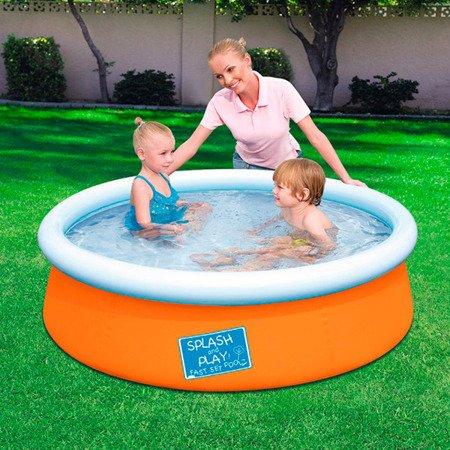Bestway Rozporowy basen ogrodowy basenik brodzik