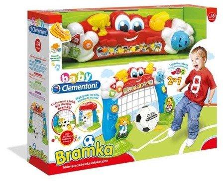Clementoni Interaktywna bramka do gry w piłkę