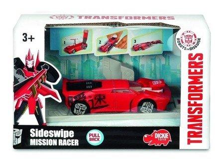 Dickie Transformers Wyścigowy Sideswipe
