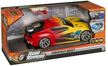 Dumel (33346): Hot wheels: Samochód: Maximum boost - pomarańczowy