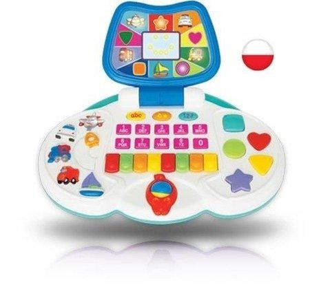 Dumel (33910): Interaktywny Laptop