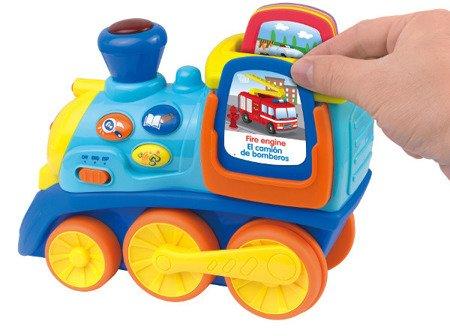 Dumel Mój Pierwszy Pociąg pojazdy