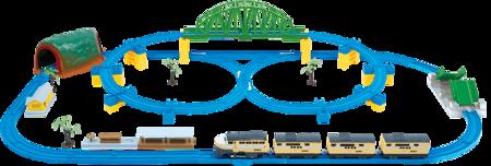 Dumel (D011C): Bridge Train Set Deluxe / D4 D011C
