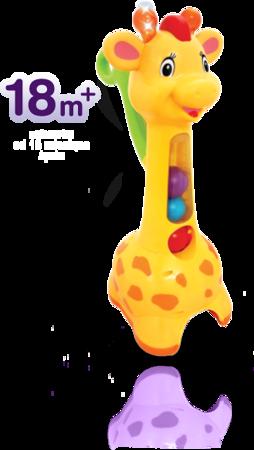 Dumel DD 52365: Żyrafa piłeczkowy pościg