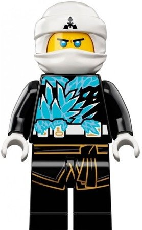 LEGO NINJAGO 70636 Zane - Mistrz Spinjitzu