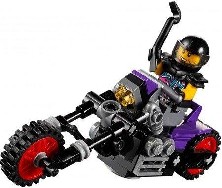 LEGO NINJAGO 70640 Kwatera główna S.O.G.