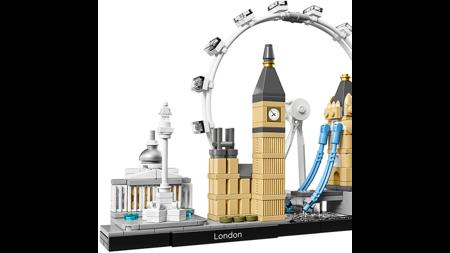 Lego Architecture (21034): Londyn