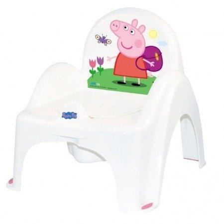 Nocnik krzesełko PEPPA PIG różowy