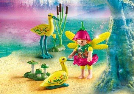 Playmobil Mała wróżka z bocianami