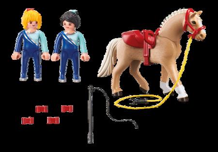 Playmobil Trening woltyżerki