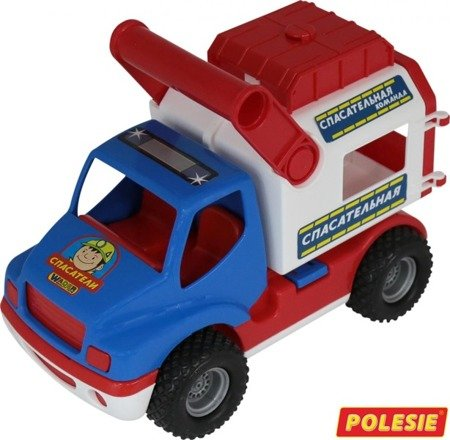 Polesie Wader(0537) ConsTruck samochód ratowniczy