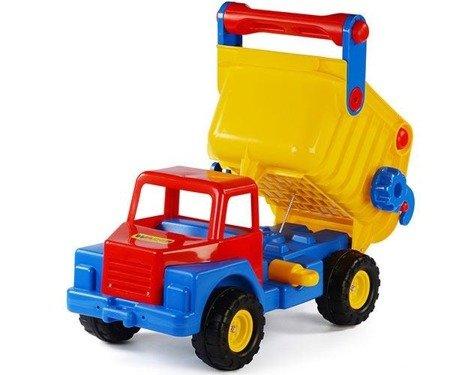 Polesie Wader 37909: Samochód, wywrotka
