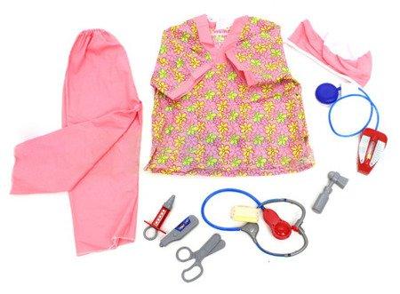 Przebranie pielęgniarki dla dziewczynki
