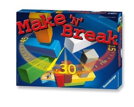 Ravensburger (RAG263677): Gra zręcznościowa MakeN'Break