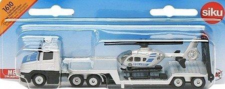 Siku 1610: Laweta z helikopterem policyjnym