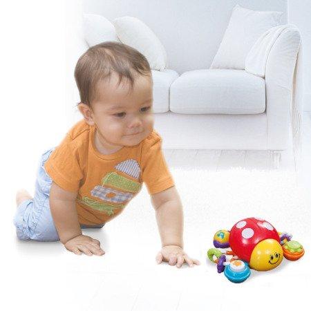 Smily Play Biedronka Zabawka do nauki raczkowania
