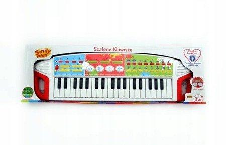 Smily Play (2509) Szalone klawisze