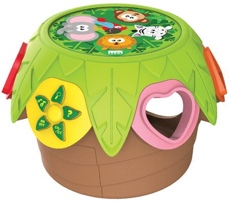 sorter z klockami dla dzieci