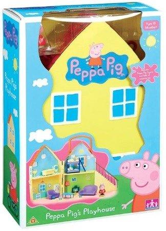 Świnka Peppa Domek Peppy de lux z akcesoriami