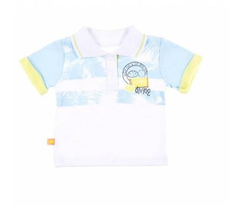 T-shirt Polo Summer Time (68-86)