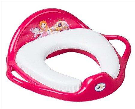 Tega Baby Nakładka miękka KSIĘŻNICZKA różowy