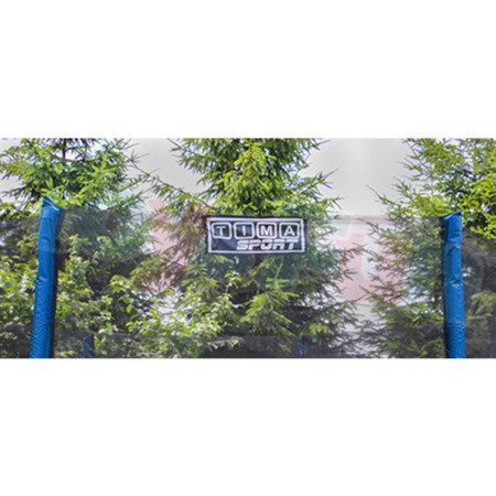 Trampolina 8ft 244 cm - ULTIMAR PREMIUM niebieska