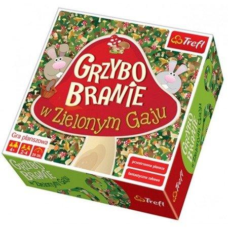 Trefl (00988): Gra Grzybobranie w Zielonym Gaju