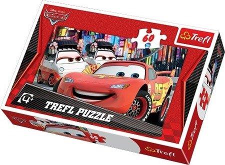 Trefl (17211) Puzzle 60 el. Tokio Cars