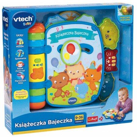 Vtech (60341): Interaktywna Książeczka Bajeczka