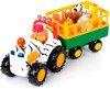 Dumel Traktor Safari z figurkami